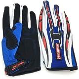 Pro-Biker Motorcycle Full Finger Gloves,C22-2