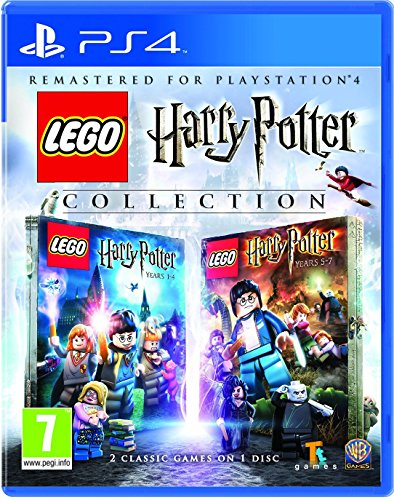 LEGO Harry Potter Collection (PS4) UK IMPORT