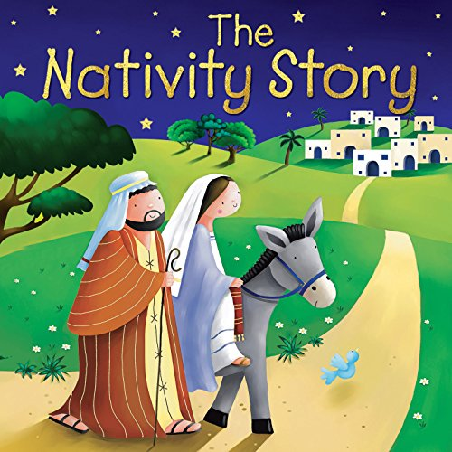 The Nativity Story (Candle Bible for Kids) thumbnail