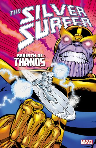 Silver Surfer: Rebirth Of Thanos por Jim Starlin