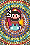 Pyramid International Poster Super Mario Power Ups, Multicolore, 91, 5x61cm