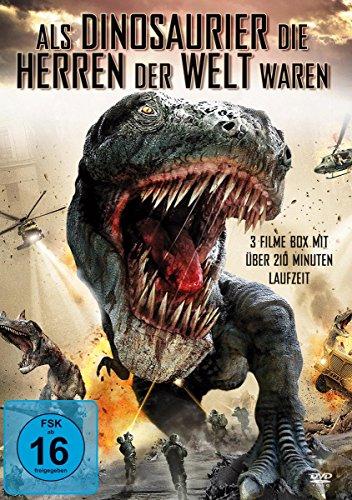 Als Dinosaurier die Herren der Welt waren [3 DVDs] Preisvergleich