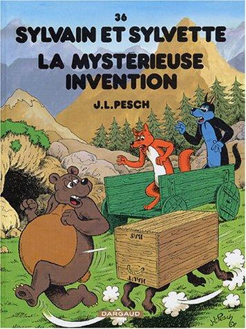 Sylvain et Sylvette - tome 36 - Mystérieuse invention (La)