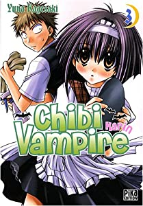Chibi Vampire Karin Edition simple Tome 3