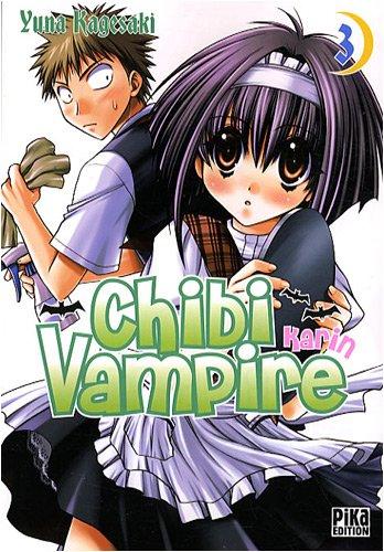Chibi Vampire Karin Edition simple Tome 3