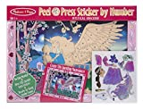#9: Melissa & Doug Peel and Press Sticker by Number - Mystical Unicorn, Multi Color