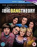 The Big Bang Theory – Season 8 [Blu-ray] [2015]