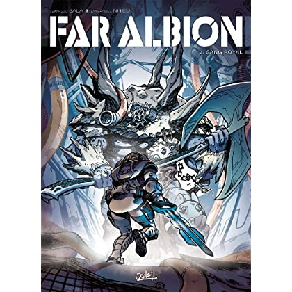 Far Albion T02: Sang royal