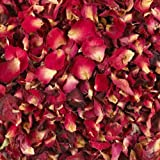 100 grams of Dried Rose Petals Wedding Confetti/Home Fragrance by Soothing Ideas®