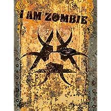 I am Zombie Feldhandbuch (I am Zombie / Rollenspiel)