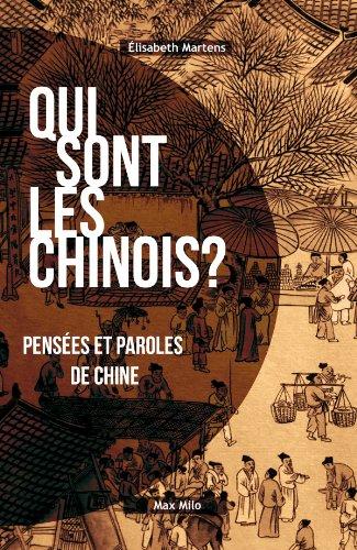 Qui sont les chinois ?: Pensées et paroles de Chine - Essais - documents (L INCONNU)