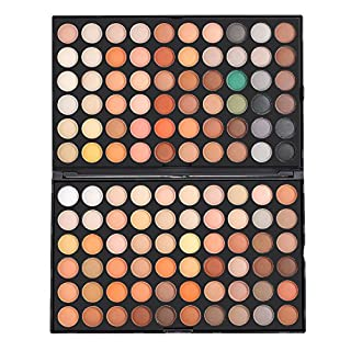 Anself 120 Farben Eye Shadow Lidschatten Palette Professionelles Makeup Set