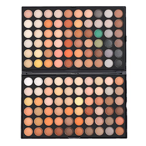 Anself 120 Farben Eye Shadow Lidschatten Palette Professionelles Makeup Set (Pro Makeup Eye)