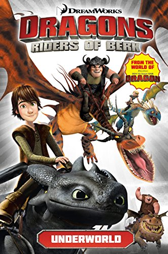Dreamworks' Dragons: Riders of Berk (Dreamworks Dragons Riders/Berk) por Titan Comics
