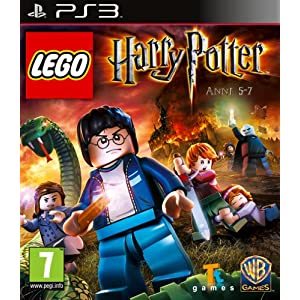 LEGO Harry Potter Anni 5-7 - PS3 3 spesavip