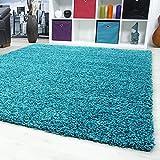 Teppiche Hochflor Shaggy für Wohnzimmer