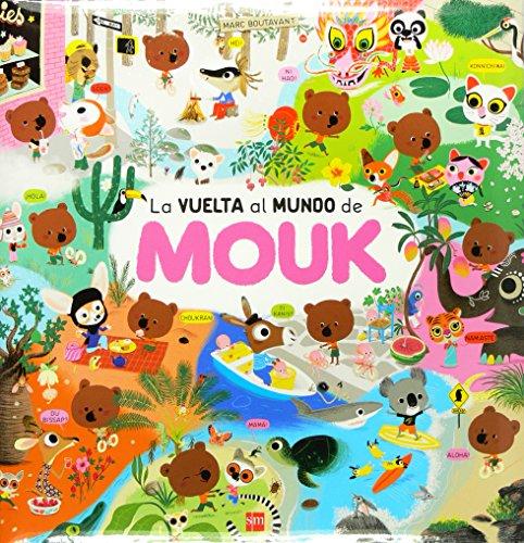 La vuelta al mundo de Mouk por Marc Boutavant