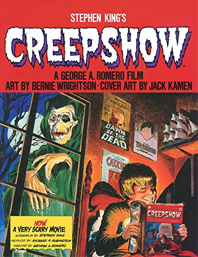 Now back in print: the graphic novel adaptation of Stephen King's Creepshow, based on the 1982 horror anthology and cult classic film directed by George Romero (Night of the Living Dead, Dawn of the Dead) and featuring stunning illustrations by the l...