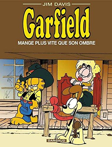 Garfield, tome 34 : Mange plus vite que son ombre