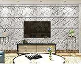 Yosot Moderne Imitation Marmor Fliesen Gestreifte Tapete Schlafzimmer Wohnzimmer Tv Hintergrund Wand Voller Tapete Grau