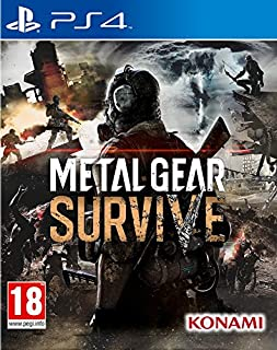 Metal Gear Survive (B076ZGRNC6)   Amazon Products