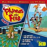 Das Ungeheuer von Loch Nase 1 & 2 / Ein Schnabeltier auf Abwegen/Schnapp sie. Das Original-Hörspiel zur TV-Serie: Phineas und Ferb 2