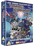 Transformers: Takara Collection - Volume 2 - Super-God Master... [DVD]