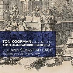Thematis Regii Elaborationes Canonicae - Musikales Opfer, BWV 1079: Canon a 2 per Tonos
