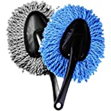 JRM's Micro Fiber Car Cleaning Duster With Handle (2 pc)