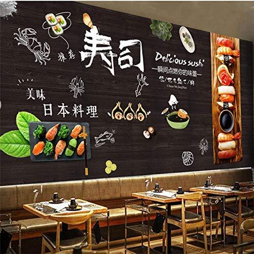 WDFXY Cocina japonesa Restaurante sushi Decoración