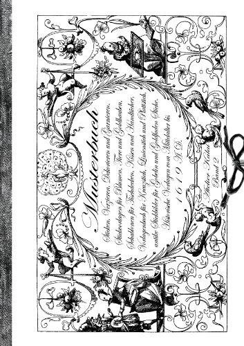 Musterbuch Sticken, Verzieren, Dekorieren und Garnieren. Historische ...