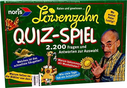 Löwenzahn - Quizspiel