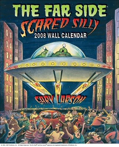 The Far Side 2008 Calendar: Scared Silly