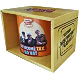 Only Fools and Horses No Income Tax, No Vat GIANT MUG Gift Boxed