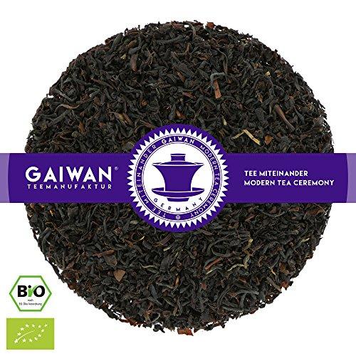Núm. 1354: Té negro orgánico'Nilgiri TGFOP' - hojas...