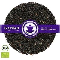 """N° 1354: Thé noir bio""""Nilgiri TGFOP"""" - feuilles de thé issu de l'agriculture biologique - 250 g - GAIWAN GERMANY - thé noir de Inde"""