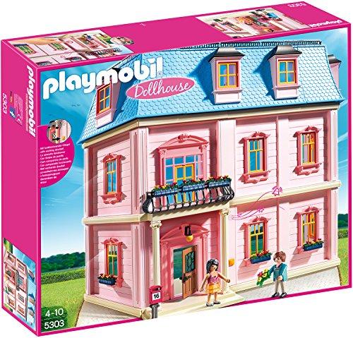 Playmobil 5303 - Romantisches Puppenhaus (Barbie Puppenhaus)