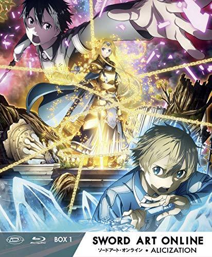 Sword Art Online Iii Alicization (Limit Edit ) 01 (Eps  01-12) (Box 3 Br)