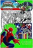 Spiderman Sinister 6 Colouring Set