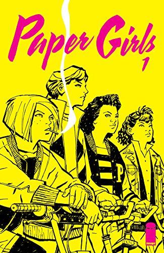 Cliff Media Center (Paper Girls #1 (English Edition))