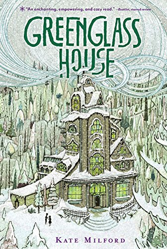 Greenglass House by Kate Milford (2016-11-01)
