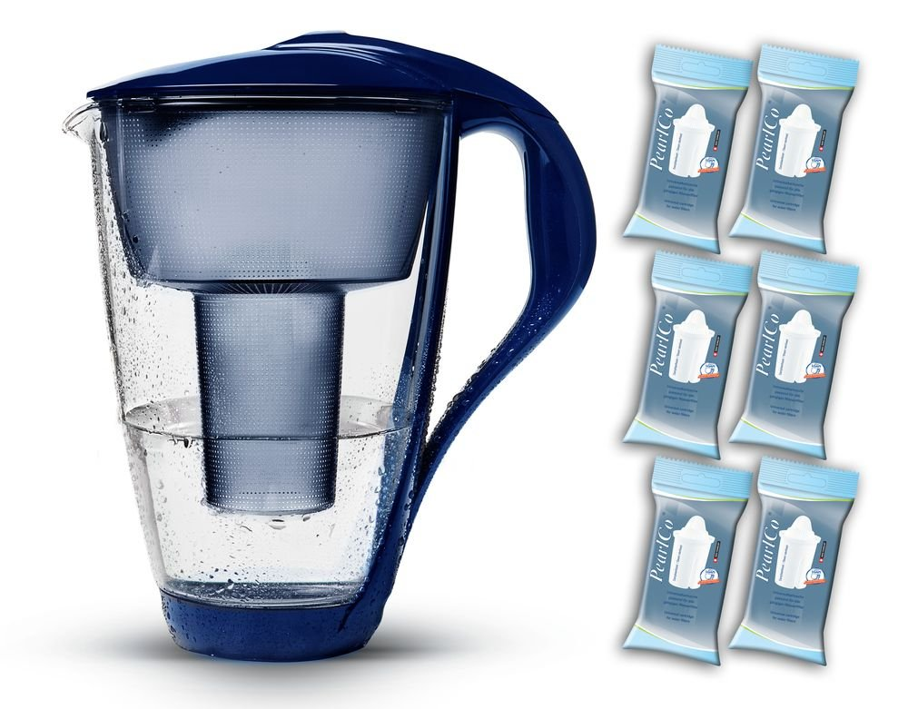PearlCo Glas-Wasserfilter