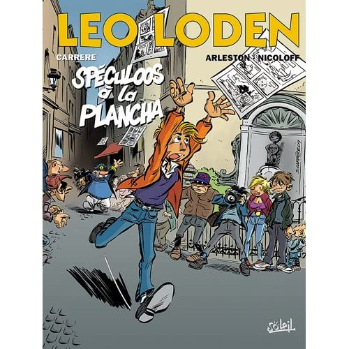 Léo Loden, Tome 19 : Spéculoos à la plancha