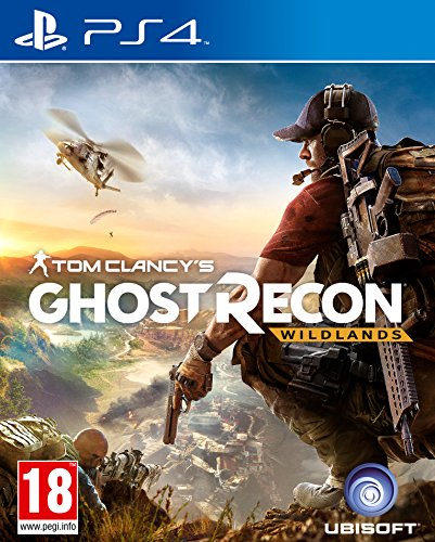 Tom Clancy's Ghost Recon: Wildlands (PS4) [Importación Inglesa]