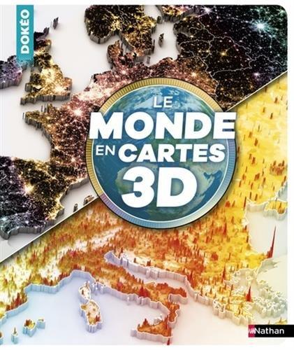 monde en cartes 3D (Le) |