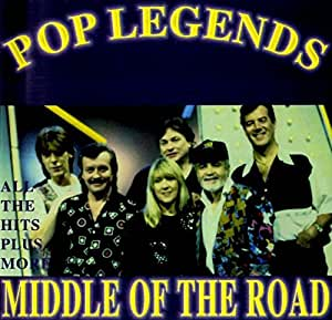All the hits plus more-Pop legends series (14 tracks)