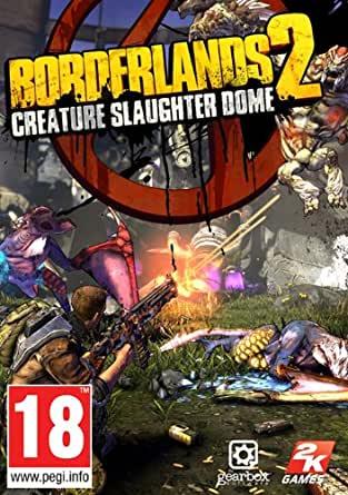 Borderlands 2: Creature Slaughterdome [Online Game Code]