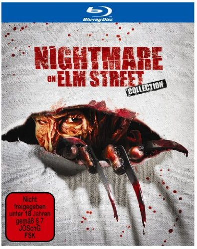 Nightmare on Elm Street - Collection [Blu-ray] (Box Halloween Barbie)