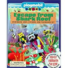 Escape from Shark Reef (Playmobil Books)