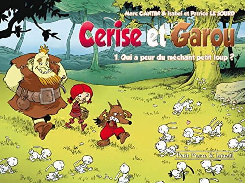 Cerise et Garou - tome 1 Format horizontal (01)